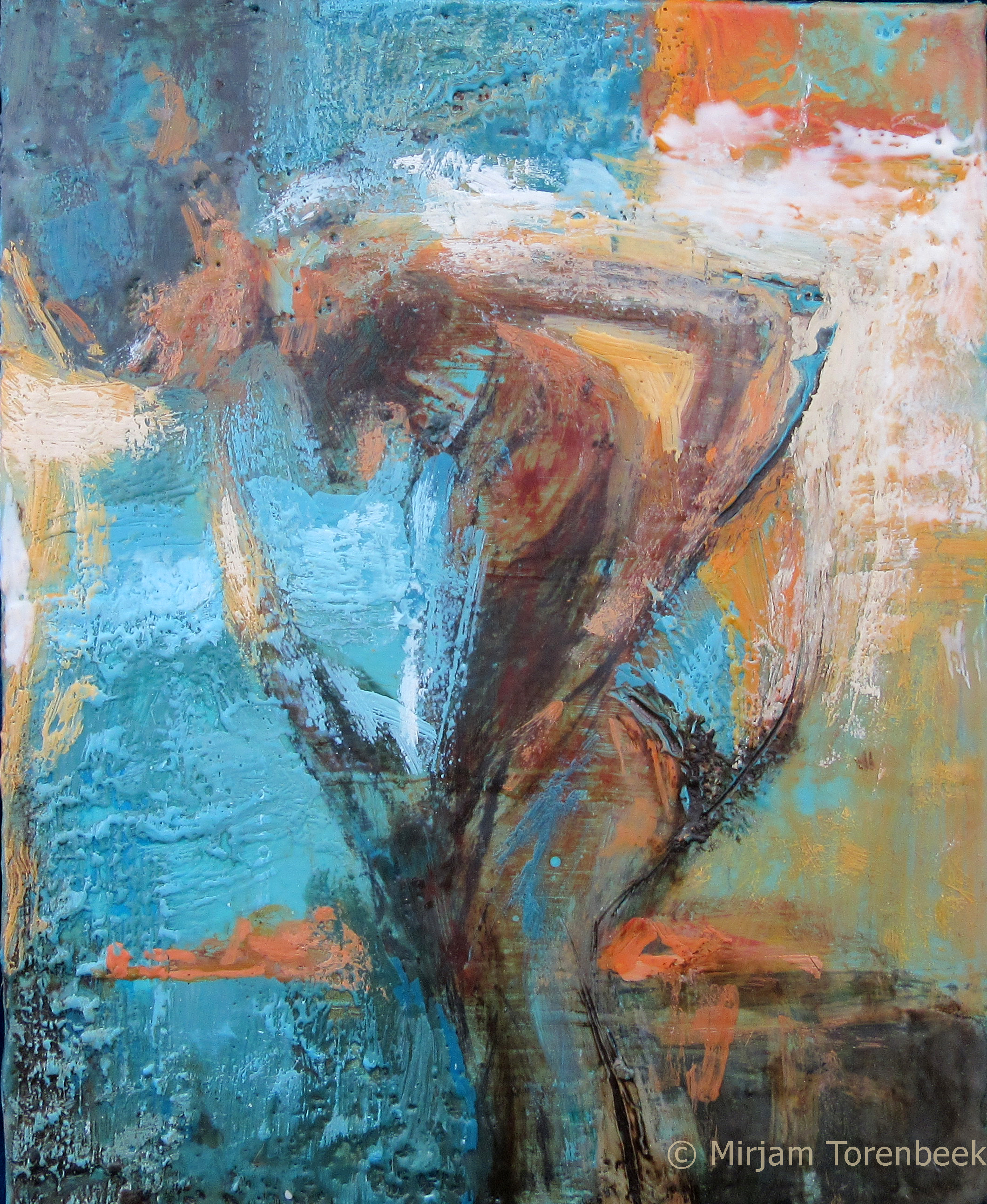 portretschilder Mirjam Torenbeek