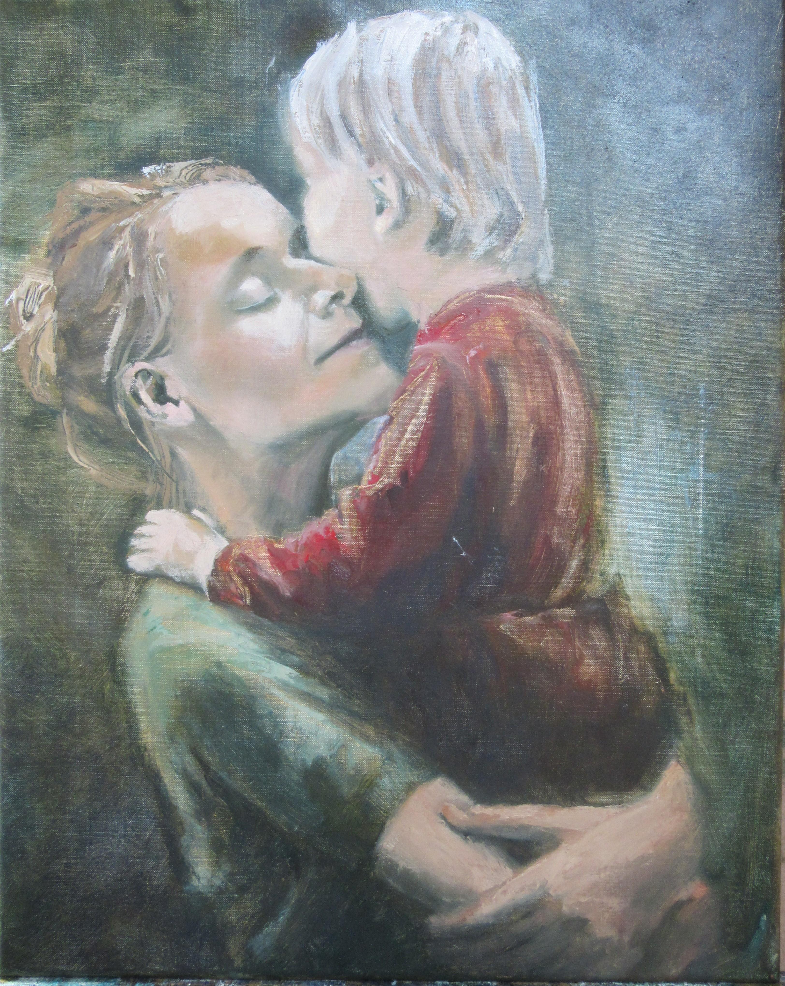 Portret schilderen in olieverf, zo doe ik dat