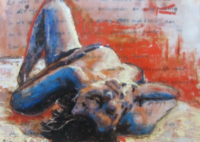 Encaustic art erotic