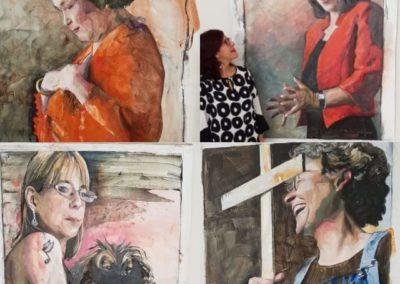 Vier heldinnen van 't Veen