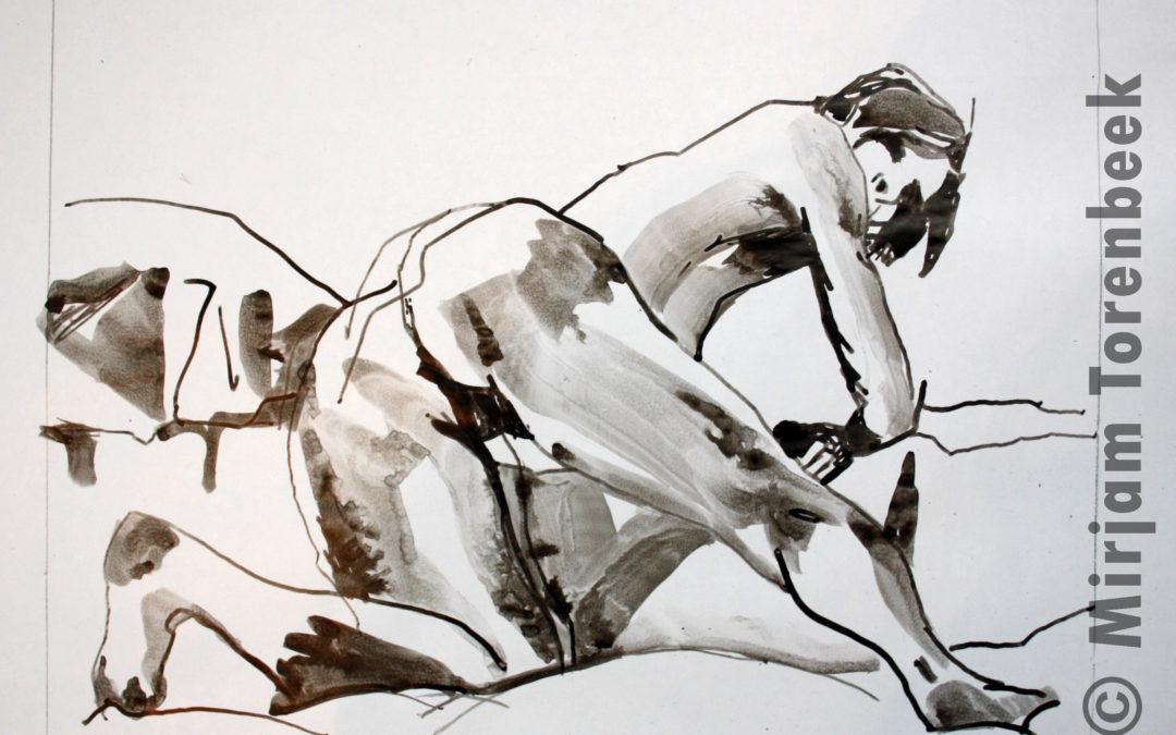 Zo maak ik een erotische tekening
