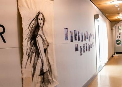 Fotoverslag _ Opening expositie Heldinnen van 't Veen - De Reis