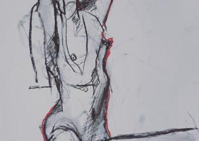 life drawing Mirjam Torenbeek