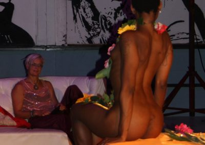 Life Drawing at the Art Event Delicious Body